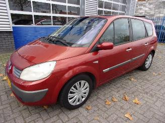 Renault Grand-scenic 1.6 16V  7 PERSOONS  PANORAMA 2004/12
